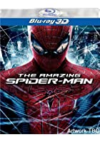 The Amazing Spider-Man - 3D Blu-ray