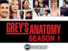 Grey&#39;s Anatomy - Series 1