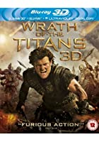 Wrath of the Titans - 3D Blu-ray