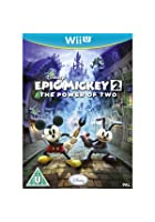 Disney Epic Mickey 2: the Power Of Two - Wii U