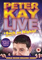 Peter Kay - Live and Back on Nights