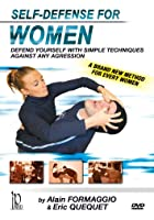 Self-Defence for Women with Alain Formaggio And Eric Quequet