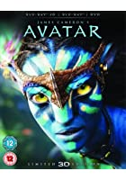 Avatar - 3D Blu-ray