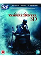 Abraham Lincoln - Vampire Hunter - 3D Blu-ray