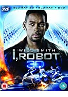 I, Robot- 3D Blu-ray