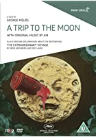 Melies&#39; A Trip To The Moon with The Extraordinary Voyage