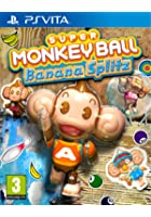 Super Monkey Ball: Banana Splitz - PS Vita