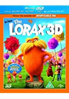 Dr. Seuss' The Lorax - 3D Blu-ray