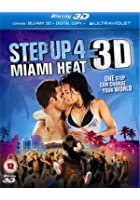 Step Up 4 - Miami Heat - 3D Blu-ray