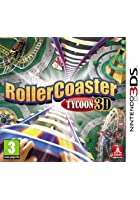 Rollercoaster Tycoon - 3DS