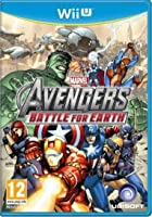 Marvel Avengers - Battle for Earth - Wii U