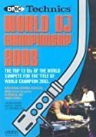 Technics World Championship 2003