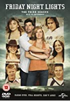 Friday Night Lights - Series 3 - Complete