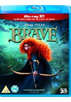 Brave - 3D Blu-ray