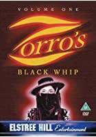 Zorro's Black Whip - Vol. 1