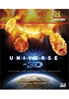 Universe in 3D: Catastrophes That Changed the Planets - 3D Blu-ray