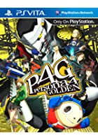 Persona 4: Golden - PS Vita