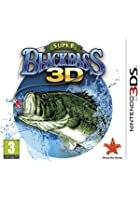 Super Black Bass 3D - 3DS