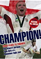 Champion! From Tears To Triumph - 2003 Rugby World Cup