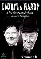 Laurel And Hardy - Classic Comedy Shorts - Vol. 6