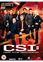 CSI - Crime Scene Investigation - Season 3