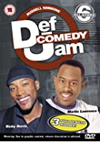 Def Comedy Jam - All Stars - Vol. 6