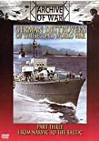 German Destroyers Of The Second World War - Part 3