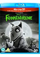 Frankenweenie - 3D Blu-ray