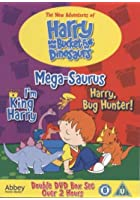 Harry and His Bucketful of Dinosaurs: Mega-saurus