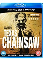 Texas Chainsaw - 3D Blu-ray