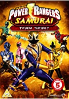 Power Rangers Samurai - Vol. 3