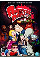 American Dad!: Volume 8