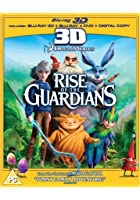 Rise Of The Guardians - 3D Blu-ray