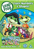 Leapfrog Numbers and Shapes Bumper Pack