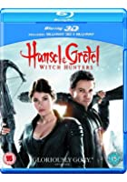 Hansel and Gretel - Witch Hunters - 3D Blu-ray