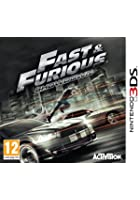 Fast &amp; Furious Showdown - 3DS