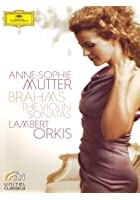 Brahms - Violin Sonatas - Anne-Sophie Mutter