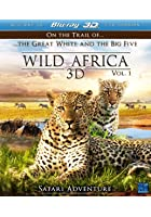 Wild Africa - Part 1 - 3D Blu-ray