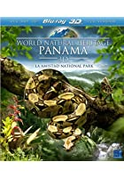 World Natural Heritage - Panama - 3D Blu-ray