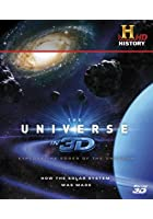 Universe in 3D: How The Solar System Was Made - 3D Blu-Ray