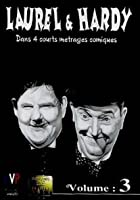 Laurel And Hardy - Classic Comedy Shorts - Vol. 3