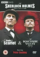 Sherlock Holmes - A Study In Scarlet / The Boscombe Valley Mystery