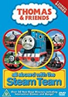 Thomas And Friends - All Aboard With The Steam Team