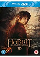 The Hobbit - An Unexpected Journey - 3D Blu-ray