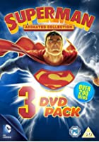 Superman Animated Triple Pack
