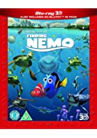 Finding Nemo - 3D Blu-ray