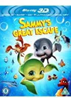 Sammy's Great Escape - 3D Blu-ray