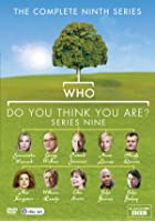Who Do You Think You Are? Series 9