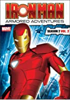 Iron Man - Armored Adventures - Season 2 - Vol.2