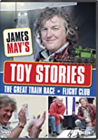 James May's Toy Stories: The Great Train Race & Flight Club